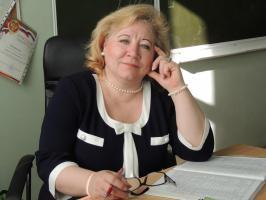 Литвин Галина Иззетовна, учитель русского языка и литературы высшей категории